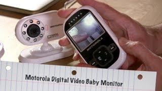 Motorola MBP26 Wireless Baby Monitor Hands on Review