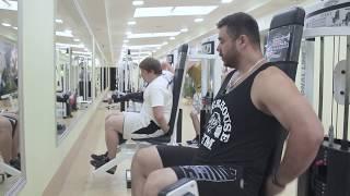 Роман Ворошилин - Секреты Титана (разминка приседания со штангой)