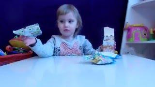 "ВЛОГ Открываем пакетики с игрушками ""YooHoo Friends"" и коробочку ""Про Котят"" VLOG"