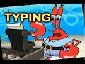 SpongeBob SquarePants Typing PC Games