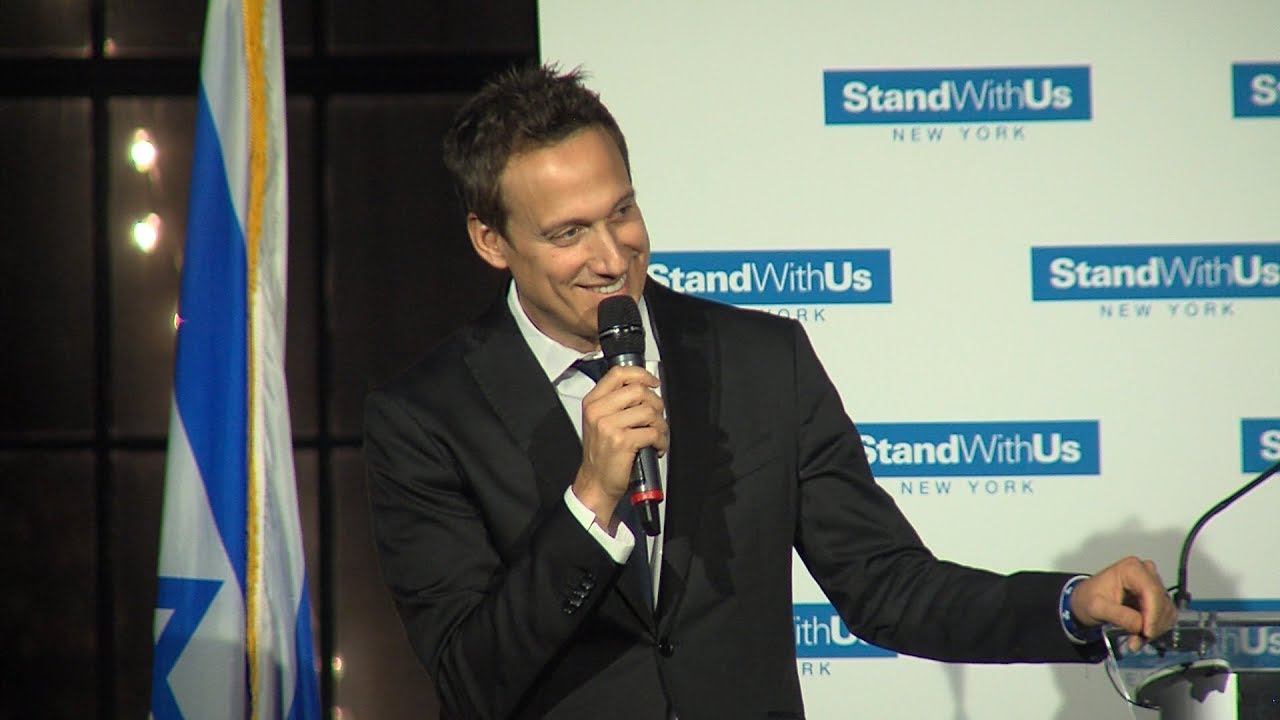 Elon Gold's Jewish stand-up comedy