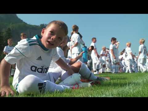 RTV Vorarlberg Aktuell - Real Madrid Clinic