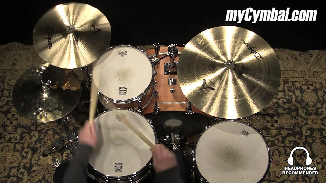 Crash Cymbals Translation : zildjian 20 a crash ride cymbal a0024 1022515j youtube ~ Vivirlamusica.com Haus und Dekorationen
