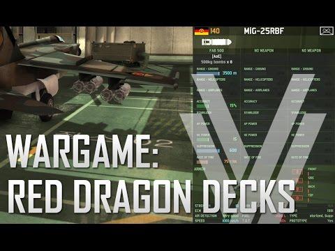Wargame: Red Dragon Decks - Eastern Block Airborne (ft. Bubblebox and SilverRaptor)