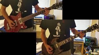 Satellite Blues - AC/DC - Lead and Rhythm Cover [HD]