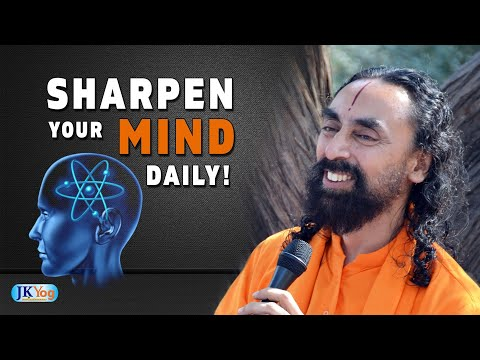Do you Spend Time to Sharpen Your Mind Everyday?   Mind Management   Swami Mukundananda