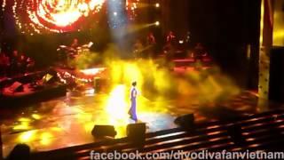 Bài hát ru cho anh - Mỹ Linh (show Diva Việt Nam - Gặp gỡ mùa thu)