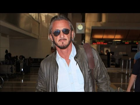 Sean Penn Asked If He's Still In Love With Madonna