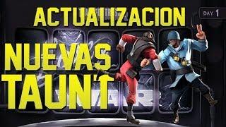 Amor y Guerra Actualización - Team Fortress 2