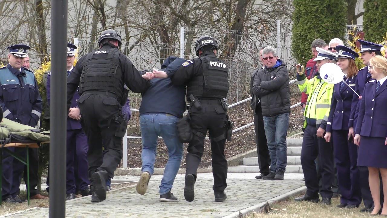 Ziua Poliției Române, aniversată la Tureni (20.03.2019)