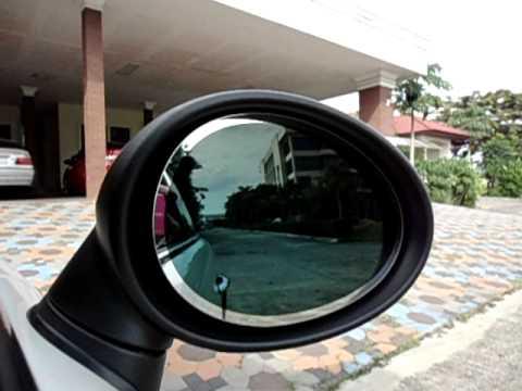 Auto Dimming Glass Mini Cooper S R56 2011 Youtube