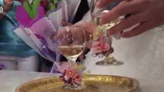 Свадьба Дмитрия и Наталии, Барановичи ЗАГС 2013