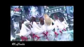 SNSD Jessica- Mr.Mr Live Compilation Part I
