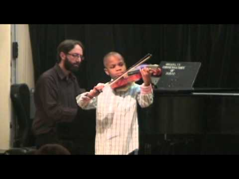 TERRANCE BOBB IN CONCERT AT BROOKLYN CONSERVATORY OF MUSIC