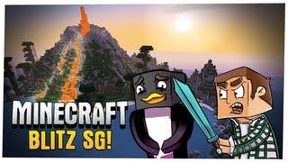 Minecraft: BLITZ SURVIVAL GAMES - NAJSMIESZNIEJSZY ODCINEK! w/ Pingwin i Rezi #1