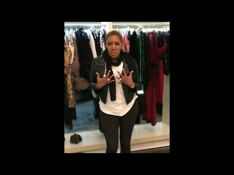 #NeneLeakes new fashion line coming to #HSN Home Shopping Network in January 2017! #RHOA Season 9