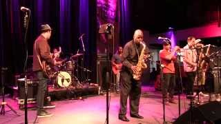 Maceo Parker & Friends 5/2/14 New Orleans @ Fiya Fest at Mardi Gras World