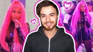 Nicki Minaj & Tyga 'Good Form' & 'Dip' at People's Choice Awards 2018 Performance [REACTION]