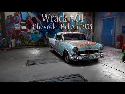 Need For Speed Payback - Wrack #01 Wo Ist Der Chevrolet Bel Air 1955 ?