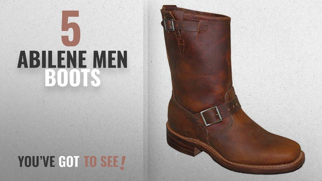 ed3abc51c6a Top 10 Abilene Men Boots [ Winter 2018 ]: Abilene Men's Sage by 11