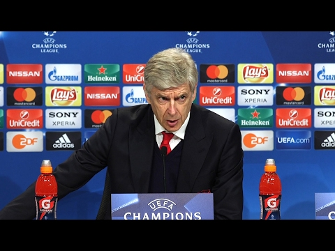 Bayern Munich 5-1 Arsenal - Arsene Wenger Full Post Match Press Conference - Champions League