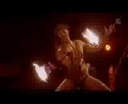 Fire Act - ALEGRIA (Cirque du Soleil)