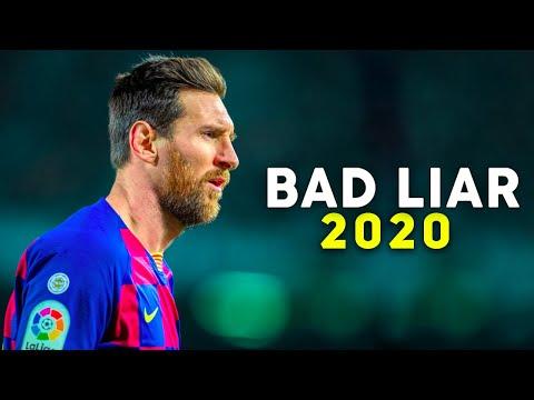 Lionel Messi ► Bad Liar - Imagine Dragons ● Skills & Goals 2020 | HD
