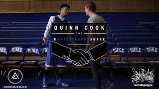 Quinn Cook | The #artstigatorshake | Duke University