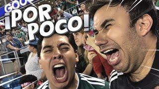 MÉXICO 3 - 2 MARTINICA ¡VIVA MARTINICA! LA MEJOR CRÓNICA COPA ORO 2019