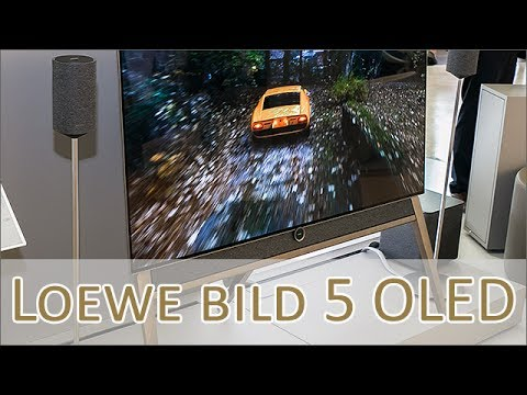 loewe bild 5 oled hands on video youtube. Black Bedroom Furniture Sets. Home Design Ideas