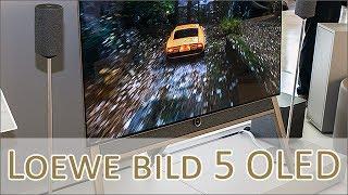 Loewe bild 5 OLED Hands on Video