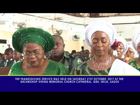 CHRISLAND SCHOOL'S HOLDS 40TH ANNIVERSARY THANKSGIVING SERVICE AND DINNER PARTY IN LAGOS