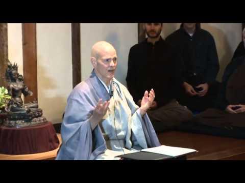 Zen Center Reb Anderson