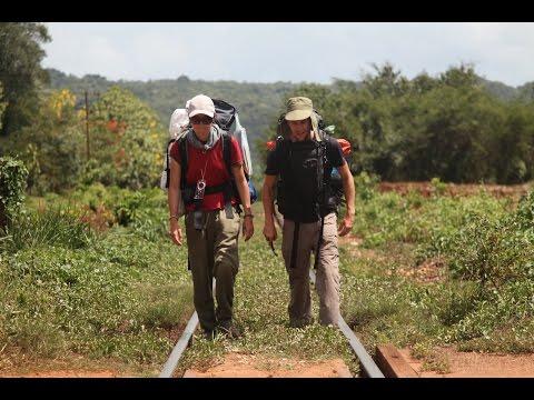 Adventure Documentary on Thailand-Burma Railway 2011 - Tracing Shadows