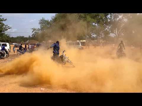 Les motards du nabasga de zorgho 2014