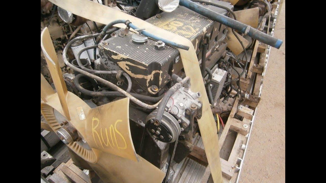 1994 Cummins M11 330 HP Engine