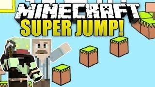 SPANNUNG PUR! - Minecraft SUPER JUMP #2! mit HerrBergmann | ungespielt