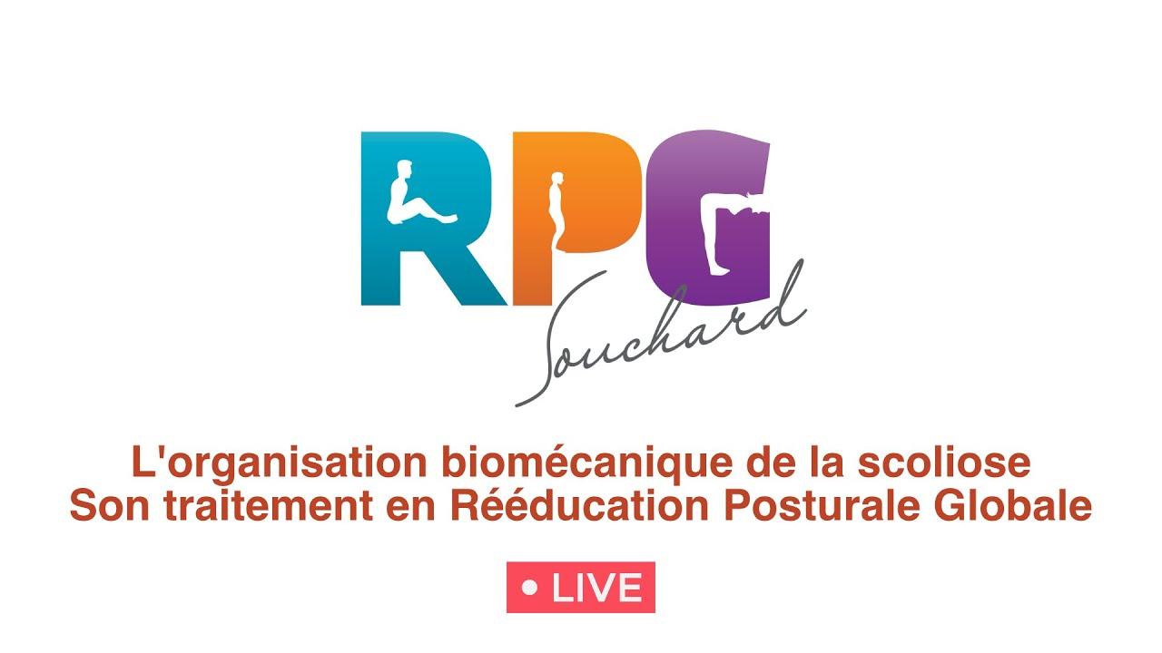 Conférence avec Philippe Souchard sur la scoliose, 10 septembre 2020, Université de Namur