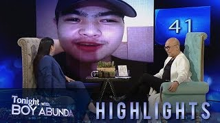In a special edition of TWBA's 5 in 45, Aiko Melendez's son, Andre ...