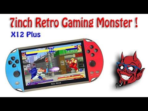 Download X12 Plus / 7 inch Retro Monster Handheld !