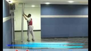 видео окна перегородки