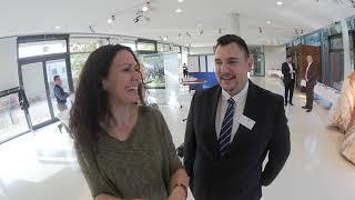 Job-Speed-Dating Arbeit & Bildung Essen 9.10.2018