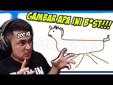 GAMBAR 200 IQ !!! Gartic Io