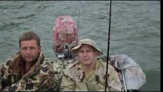 Рыбалка на Дунае.Измаил.(Ловля сома квоком на Дунае., 2012-08-15T16:31:49.000Z)