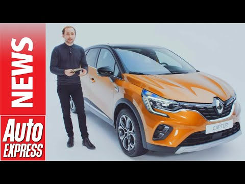 New 2020 Renault Captur – Renault's best selling car goes for premium push