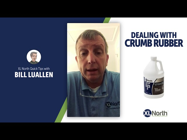 XL North Quick Tip #5: How to Make Crumb Rubber Flooring Shine
