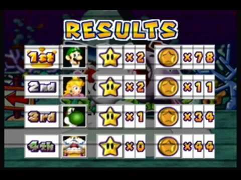 Mario Party 3! - Deep Bloober Sea - Part 5 (Epilogue)