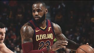 LeBron James Plays Point Guard! Wade Demotes to 6th Man Role! Bulls vs Cavs 2017-18 Season