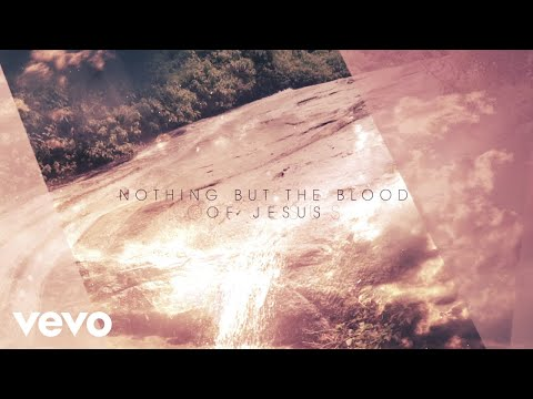 Carrie Underwood - Nothing But The Blood Of Jesus (Official Audio Video)