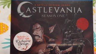 BAUBLEHEAD REVIEWS #1: CASTLEVANIA SEASON ONE BLU-RAY SET